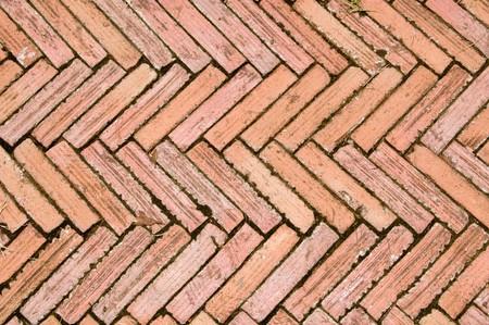 Texture of bricks photo
