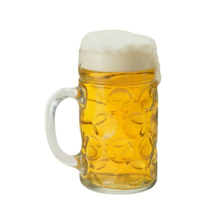This is a lager beer Stock Photo - 2257769