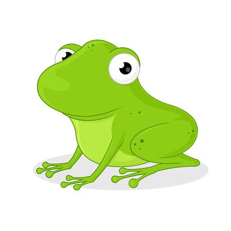녹색 개구리