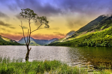 Buttermere Stock Photo - 19752449