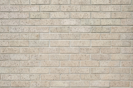 masonary: close up image of white brick wall