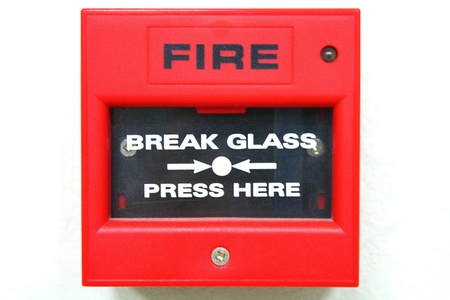 alarme securite: d'alarme incendie