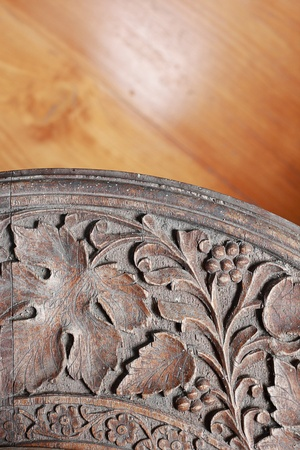 Old Wood Table Stock Photo - 10534285