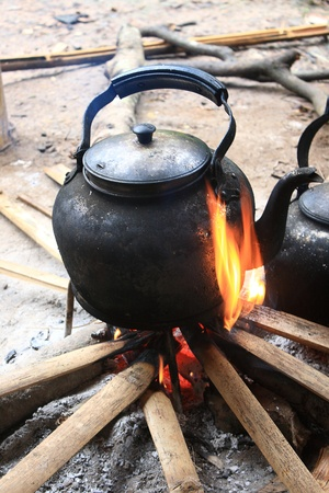 old Kettle photo