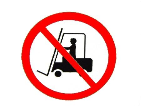 forklifts: alarm labe (Forklifts)