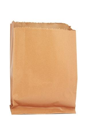 recycle bag: Paper bag Stock Photo