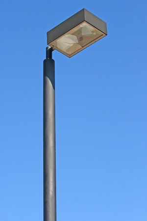 pillar spotlights Stock Photo - 11210584