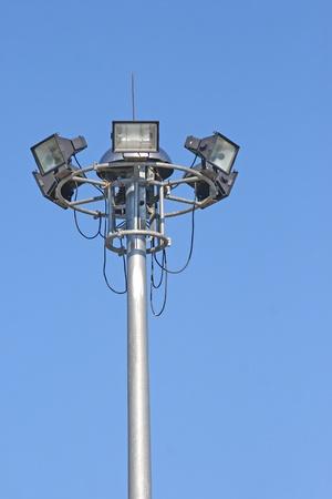 pillar spotlights photo