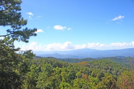 lanscape: mountain lanscape