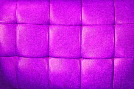 Violet leather upholstery photo