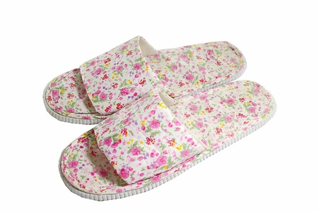 footware: Slippers Stock Photo