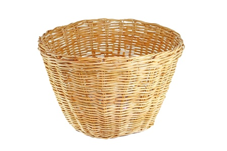 Wicker baskets photo