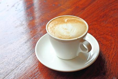 cappuccino: tasse de caf�