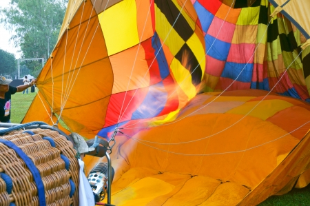 Thailand Balloon Festival 2012