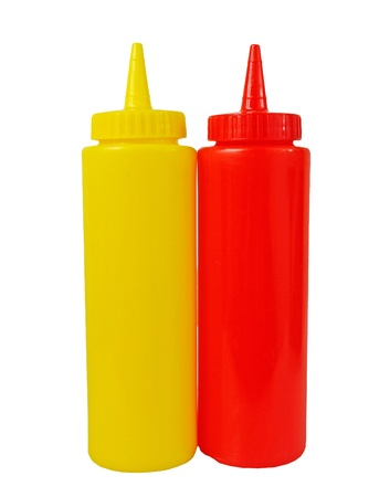 Sauce bottle photo