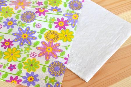 decoupage: Paper napkins for decoupage