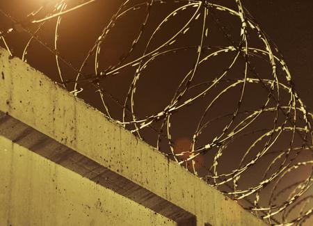 pokey: Barbed Wire.