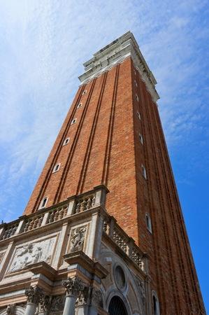 marco: The Campanile di San Marco in Venice, Italy.