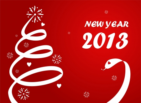 New year   Stock Vector - 16942217