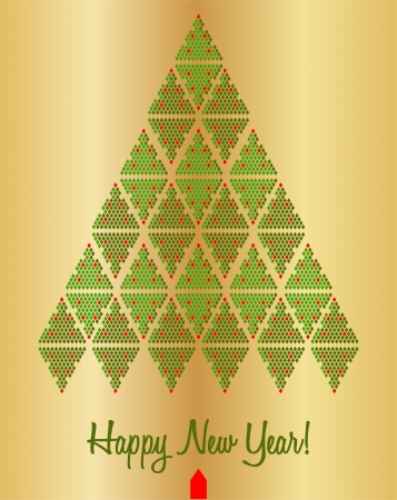 New year Stock Vector - 16958615
