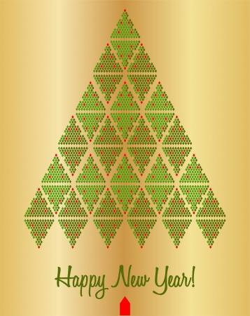 New year Stock Vector - 16958615