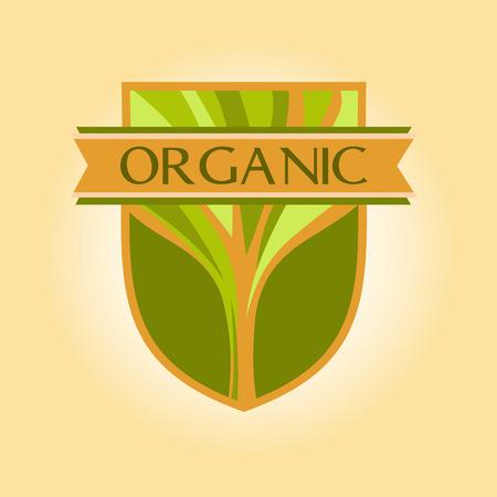 wood products: Vettore per i beni ambientali, prodotti in legno. Organico, verde. Protezione dell'ambiente e dell'ecologia.