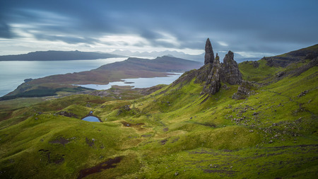 スコットランドの高地、スコットランド、英国