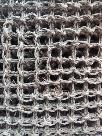 woven: Woven mat texture