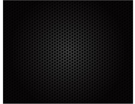 Metal texture vector background for your design