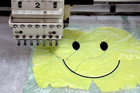 machine: Embroidery Machine
