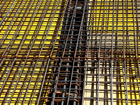 customizable: Steel bars reinforcement
