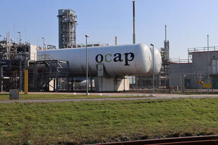 OCAP supplies pure CO2 to greenhouse horticulture in the Westland, Lansingerland, Delfgauw and Wilgenlei as rest product of the shell factory in Pernis Editorial