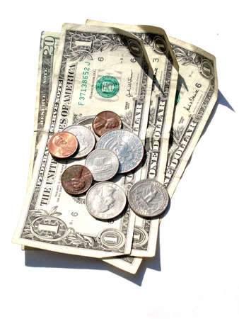 Got The Money? Stock Photo - 783588
