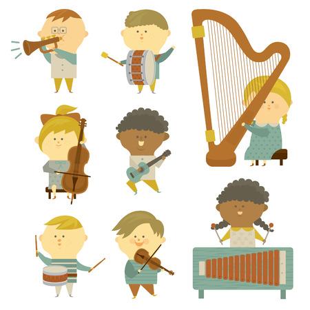 orchestra: Children Orchestra