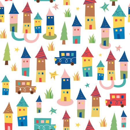 house Vektorové ilustrace