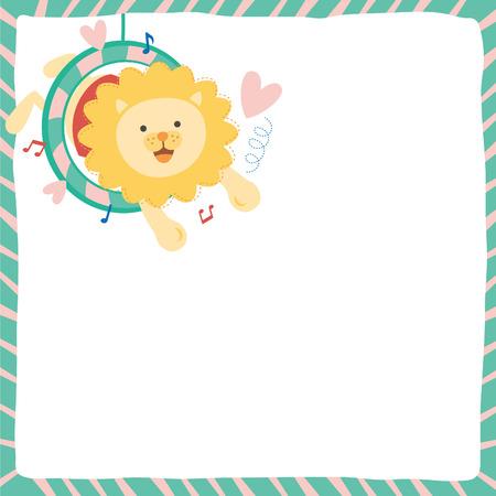 lion Çizim