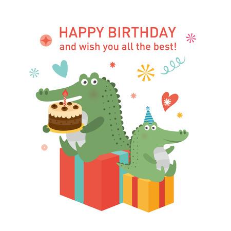 crocodile Çizim