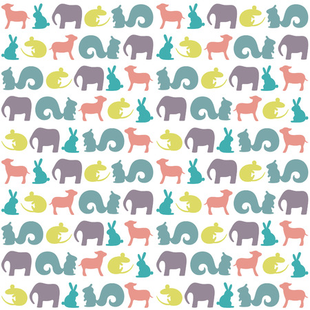 animal print: ANIMAL Vectores
