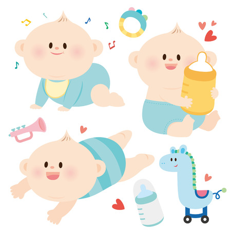 baby.illustration Çizim