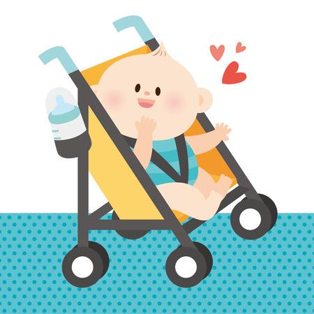 baby. vector illustration Stok Fotoğraf - 62694766