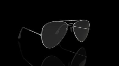 lenticular: Glasses render images