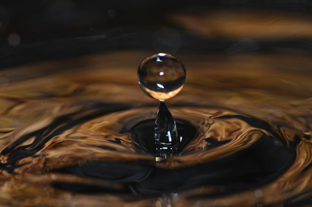sooth: Water drops make a splash
