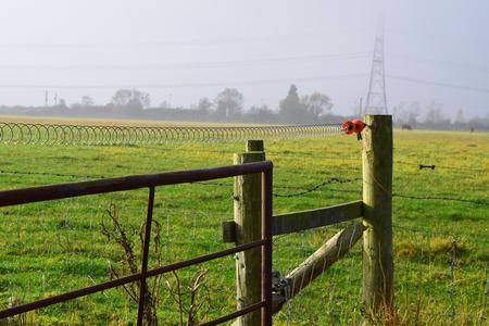 electric fence: Farm Electric Fence