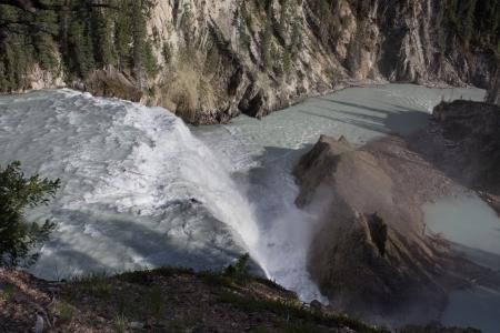Wapta Falls Imagens
