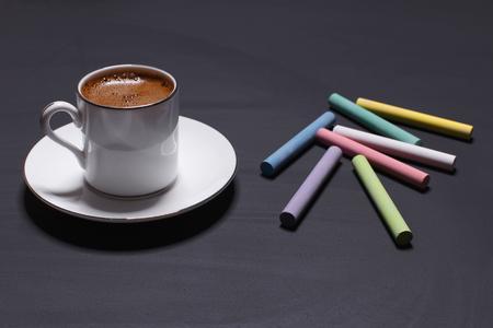 Good coffee is the source of creative mood