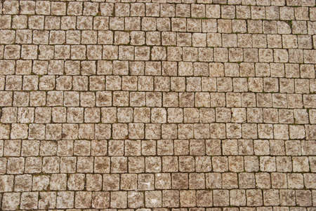 Stone tile texture for pavements and roads