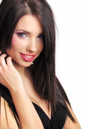 Portrait of a beautiful woman Stock Photo - 5175382