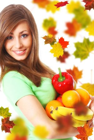 potherbs: La dieta de oto�o