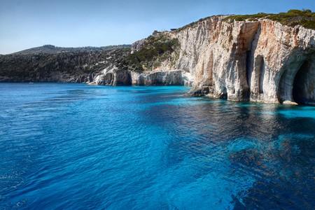 mediterranean sea: Zakynthos Island - Greece