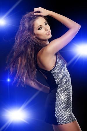 beautiful dancing girl